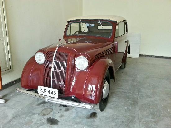 Best vintage car museum in India - Traveller Reviews - Vintage
