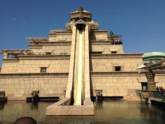 Aquaventure Waterpark: Water slide - FEAR