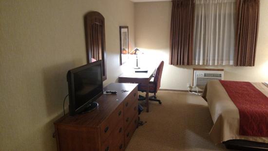 Comfort Inn: Spacious Rooms