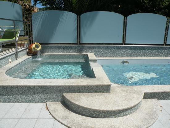 Hotel Miriam: Idromassaggio-piscina bimbi