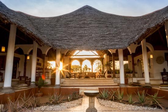 Sasaab Lodge: Sasaab main area