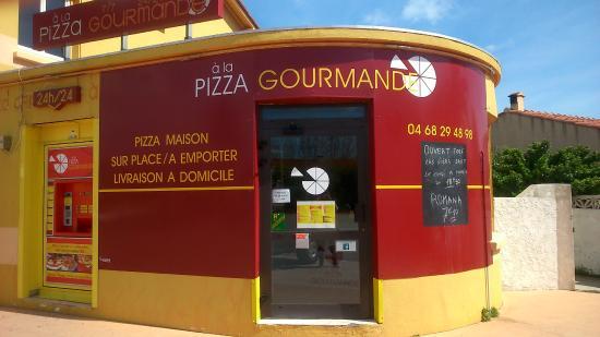 A La Pizza Gourmande