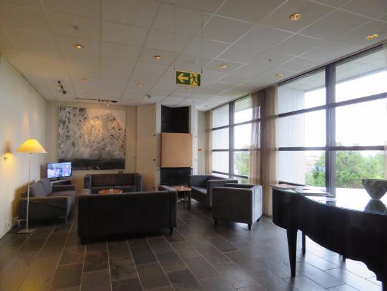Radisson BLU Hotel Haugesund: Интерьер отеля