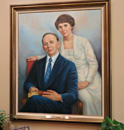 Edgar Cayce's A.R.E. Association for Research and Enlightenment: Mr. & Mrs. Cayce