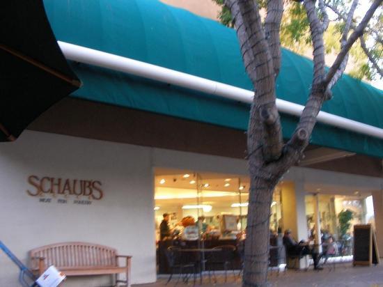 The Stanford Shopping Center: スタンフォード・ショッピングセンターの肉屋SHAUB'S