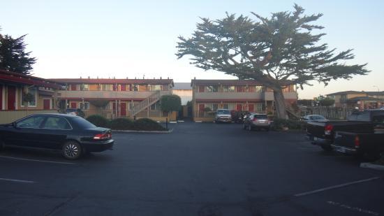 Howard Johnson Express Inn Monterey Seaside: Howard Johnson Seaside