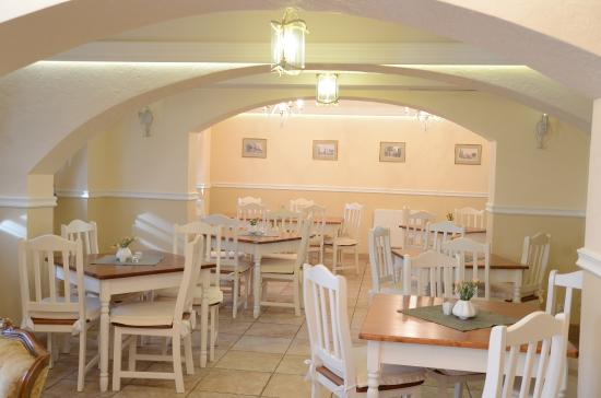 Ketrzyn, Polonya: Restauracja Kardamon, duża sala