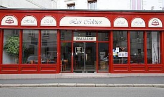 Harfleur, France : Hôtel Les Calètes