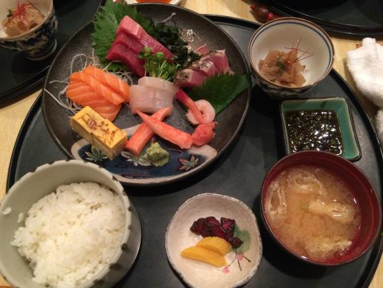 Japanese Restaurant KENJO: Lunch Set