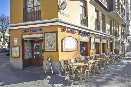 Restaurante - Cruz Blanca Murallas