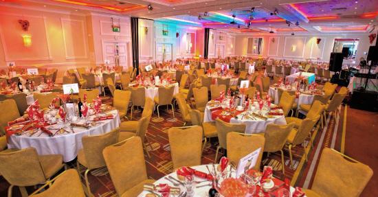 Marriott Hotel Swansea Restaurant