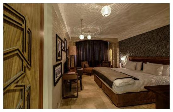 Hivernage Hotel & Spa: Chambre Classique