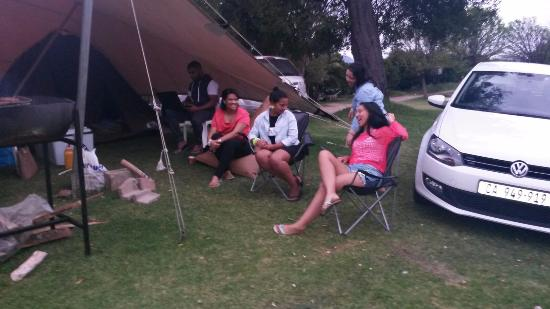 Wolfkop Camping Villages: Chilled grounds