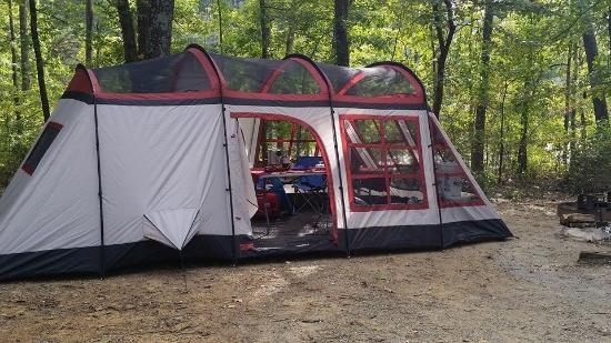 Harrison Bay State Park Tent C&ing & Tent Camping - Picture of Harrison Bay State Park Harrison ...