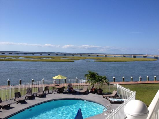 Nice Sunset View Picture Of Comfort Suites Chincoteague