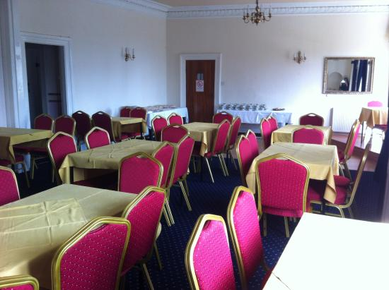 Inverkeithing, UK: Queens Hotel, Function Room