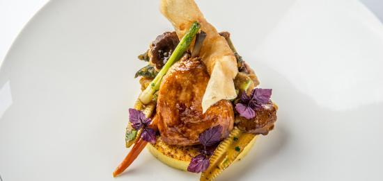 Goldberg Restaurant & Winelounge: sensational flavor