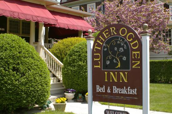 Welcome to the Luther Ogden Inn