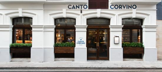 Canto Corvino Restaurant & Bar