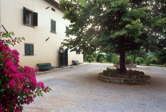 Azienda Agrituristica Villa La Morina: la villa