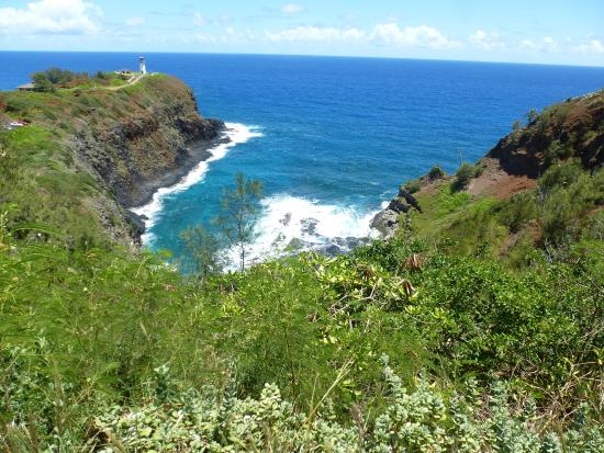 Kilauea, Havai: La pointe
