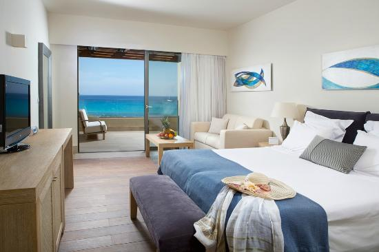 AquaGrand Exclusive Deluxe Resort : Sea view room