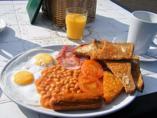 Shoreside Cafe: excellent value and quality - not to be missed!