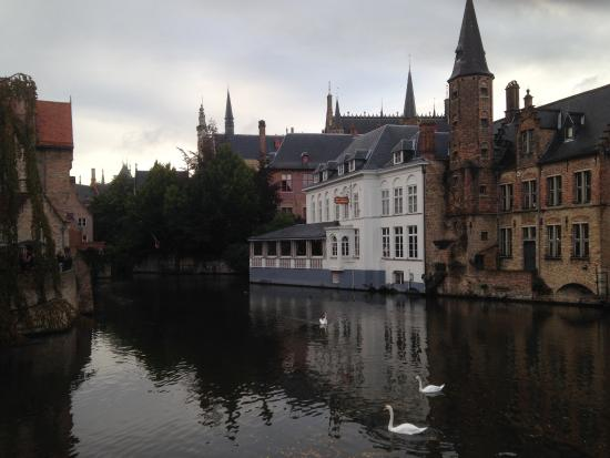 Hotel Heritage - Relais & Chateaux: A view in Brugge