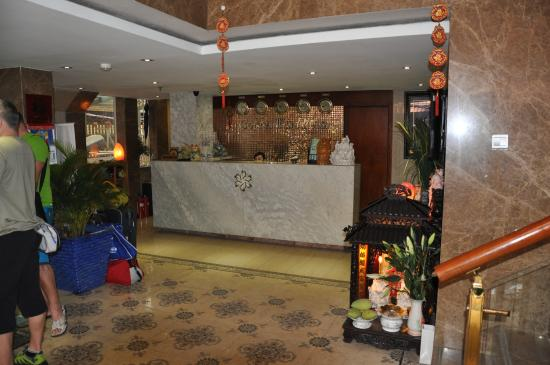 Golden Wind Hotel: hotel