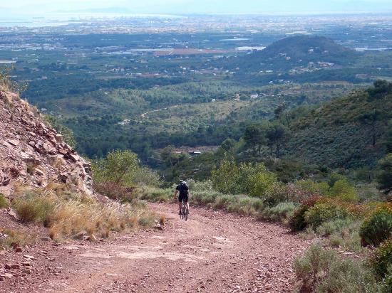 Mountain Biking Valencia   Tours: Mountain biking in Valencia