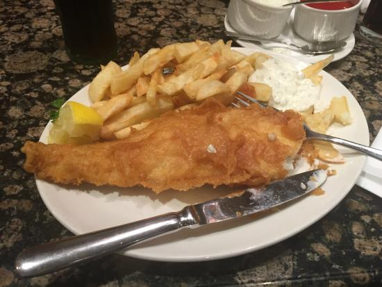 Trenchers Haddock and Chips