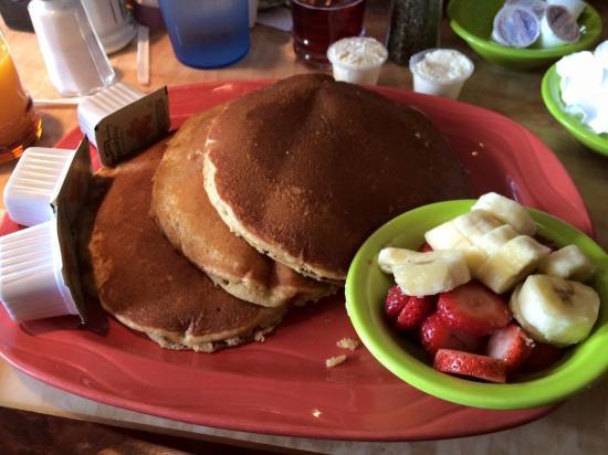 Croydon, Pensilvania: Pumpkin Pancakes
