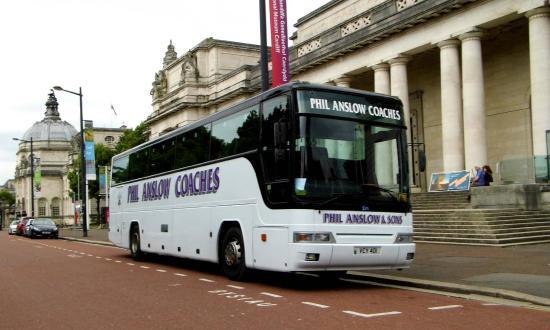 Phil Anslow & Sons Coaches