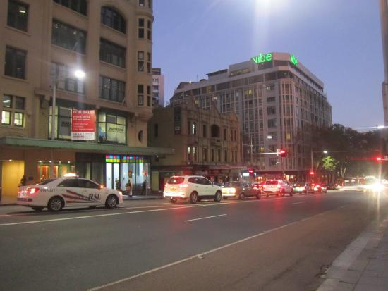 Vibe Hotel Sydney Goulburn Street
