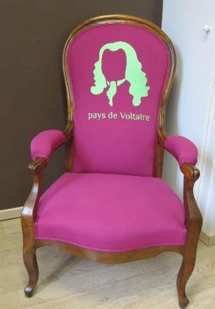 Office de Tourisme du Pays de Voltaire