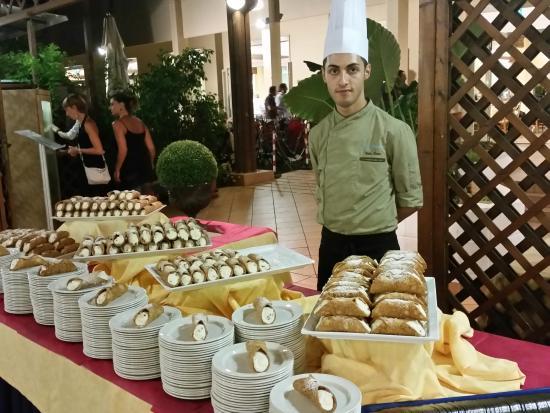Ti Blu Village - TH Resorts: I dolci