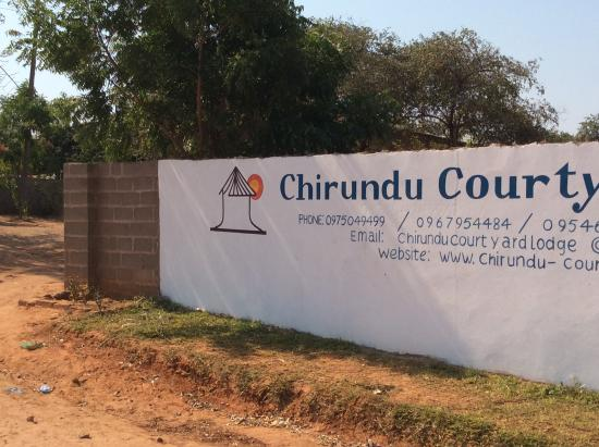 Chirundu, Zambia: Yes, we are there for you.