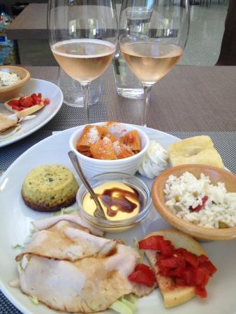 Terme di Saint-Vincent: little menu terme