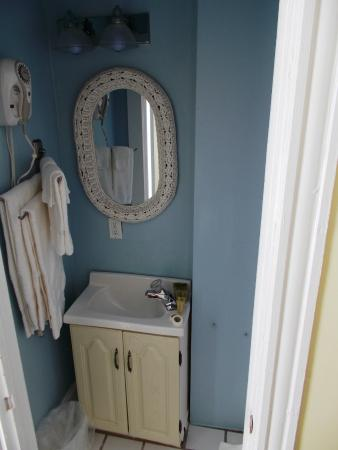 Grand Victorian at Spring Lake: BATHROOM- STAND UP SHOWER