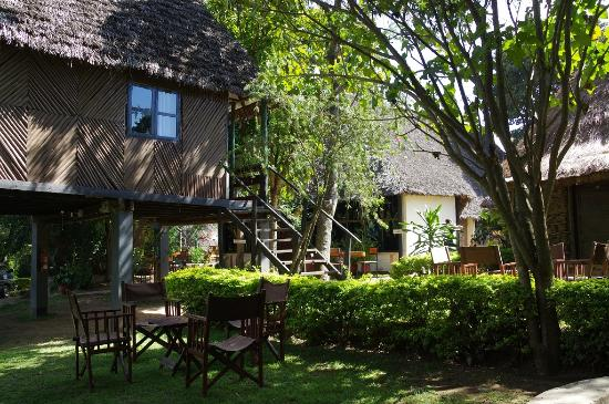 L Oasis Lodge and Restaurant Hotel: Cottage in the garden