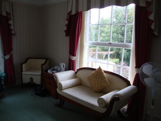 Beaufort Lodge: Room 1