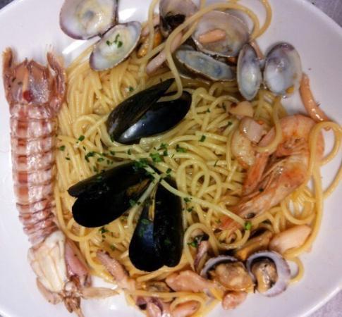 C'era Una Volta: Finally a proper Italian seafood !