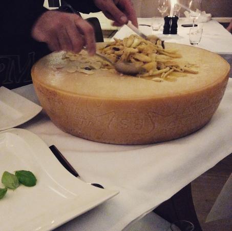 La Rocca : Truffle-pasta