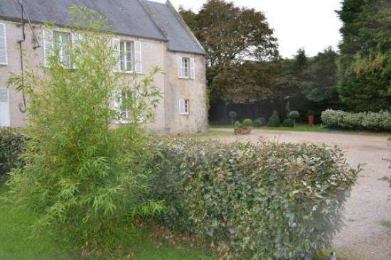 Sainte-Honorine-des-Pertes, France : extérieur