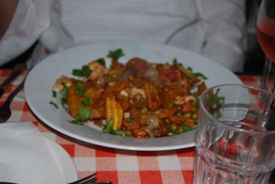 Hoppa Restaurant: A very good chicken stew