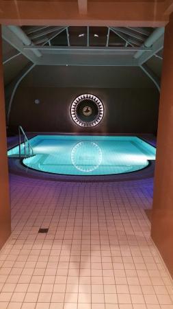 la piscine photo de le clos des delices ottrott. Black Bedroom Furniture Sets. Home Design Ideas