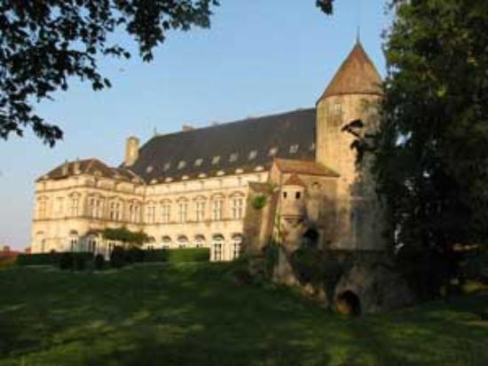 B&B Frasne le Chateau