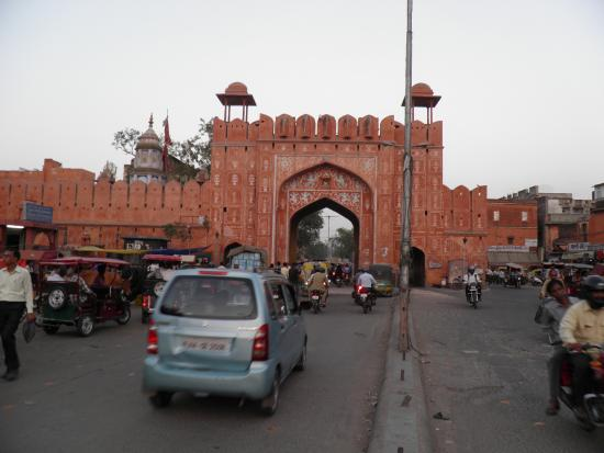 Chand Pol (Moon Gate)