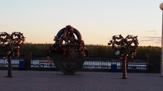 Скульптурная композиция Замок