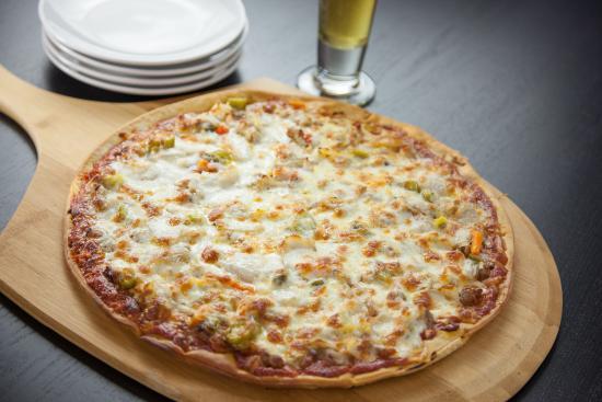Scapa Italian Kitchen Chicken Picante - Picture Of Scapa Italian